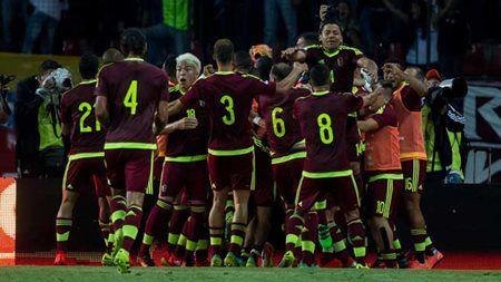La Vinotinto partirá este lunes a Montevideo - Líder en Deportes