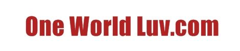 One world luv.com sharing extraordinary people with you!
