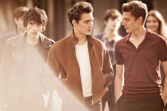 J.M Weston Spring/Summer 2015 Advertising Campaign | FashionBeans.com