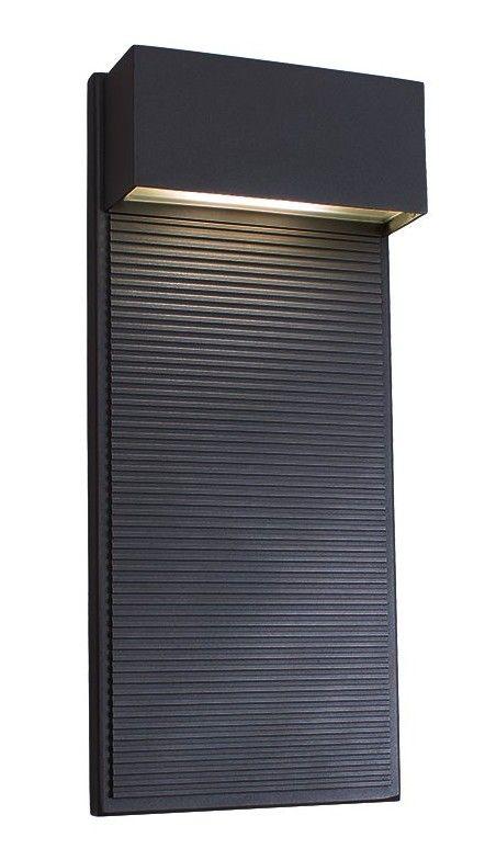 Hiline 1-Light Outdoor Flush Mount