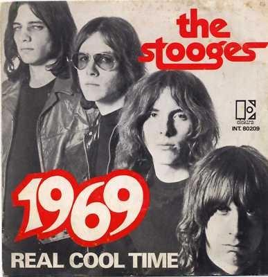 """STOOGES """"1969"""" ORIG FR 1969"""