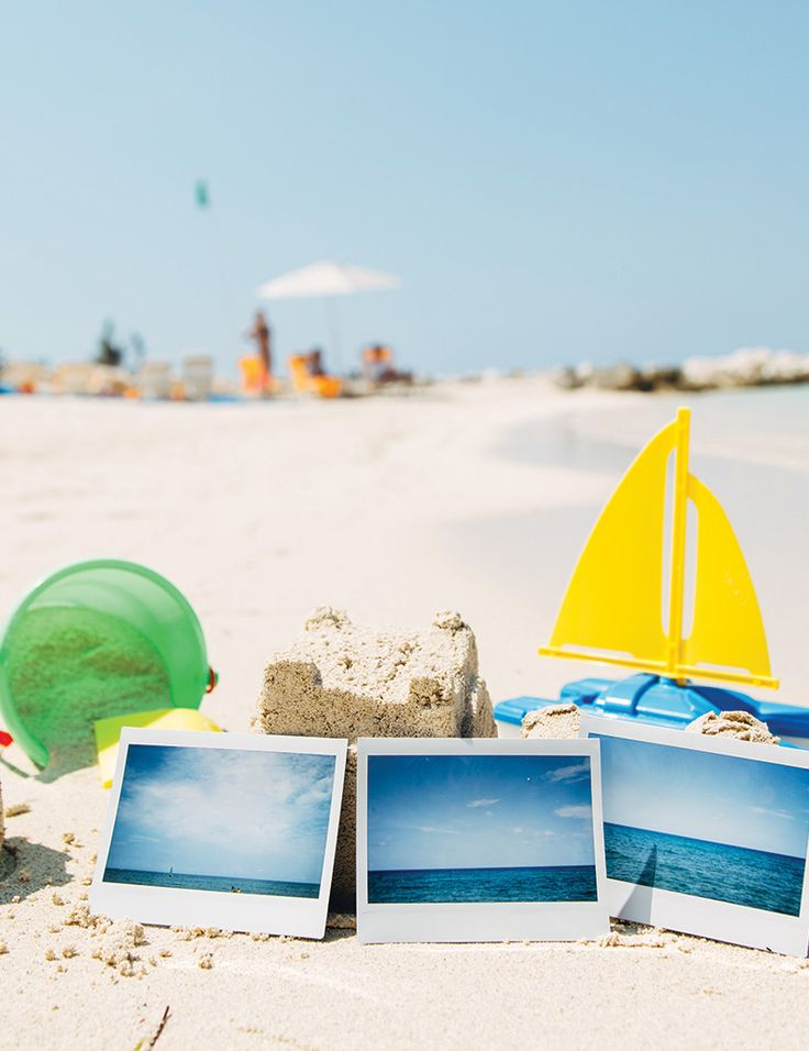 A sand castle may last a few moments, but the family memories made at Hyatt All Inclusive Resorts last a lifetime.