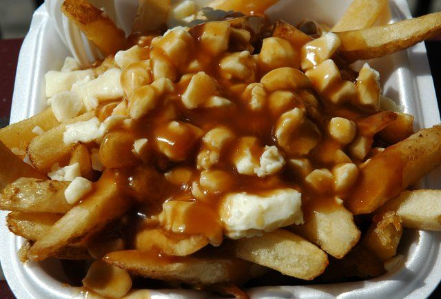 Great Canadian foods - Poutine, Montreal bagels, ketchup chips, and more