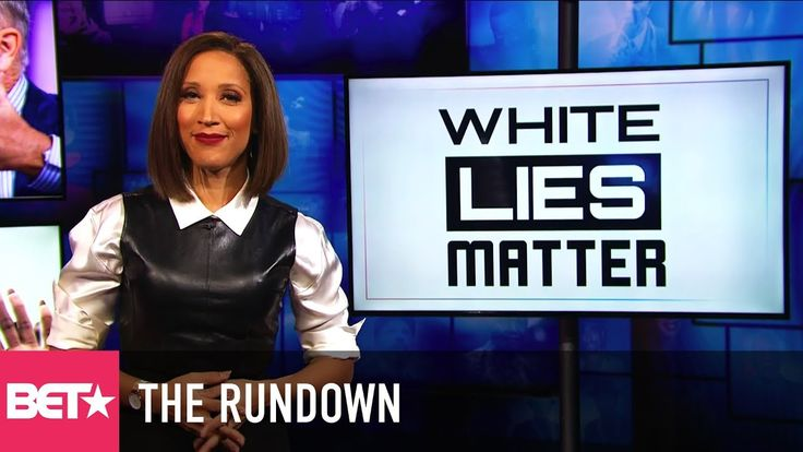 White Lies Matter | The Rundown With Robin Thede