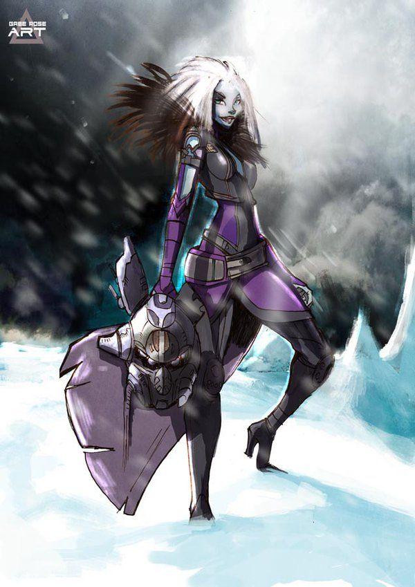 Bungie Destiny Awoken Queen