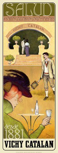Todos los anuncios de Vichy Catalán en la galería publicitaria de nuestra web