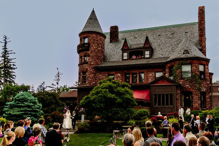 belhurst castle wedding in geneva ny