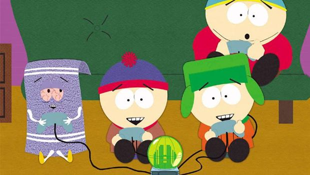 8 freakin' sweet South Park episodes about video games | GamesRadar