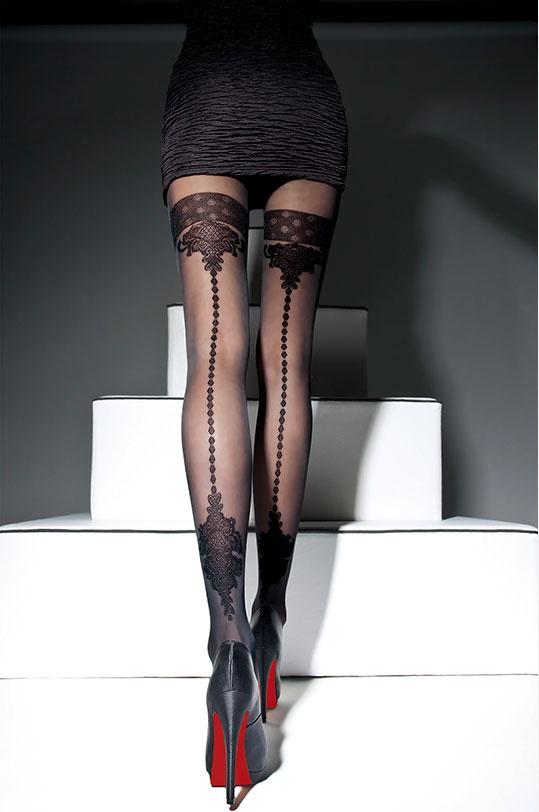 Panty Apriel 40 Den. Para momentos especiales. Espectacular y con toda la comodidad de un panty. http://www.fashionlegs.es/29-panty-apriel-40-den.html
