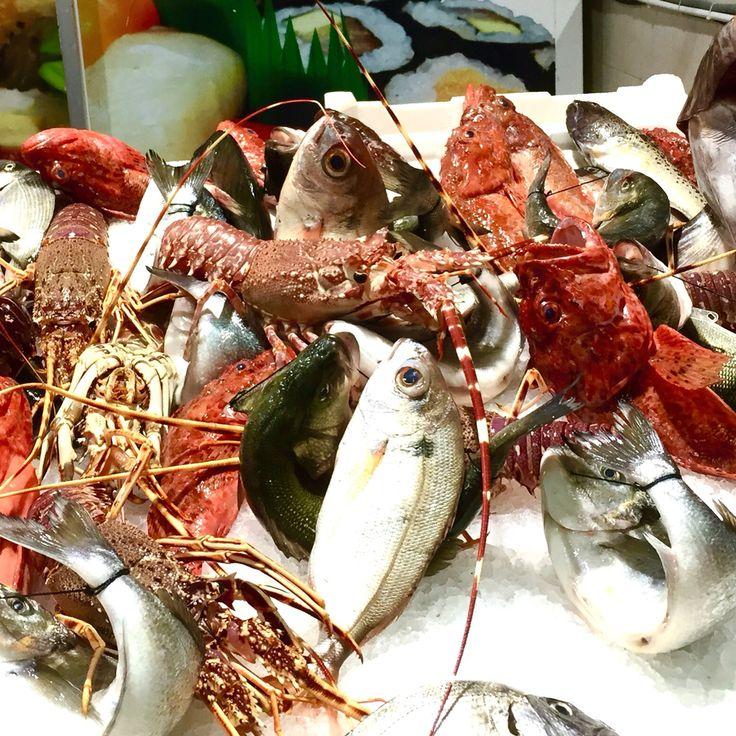 Mercato ittico di Cagliari San Benedetto