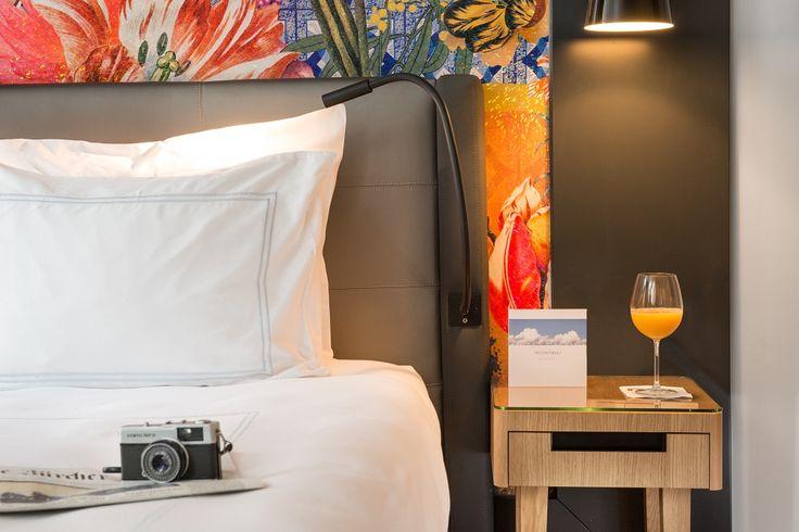 Swissôtel Amsterdam Pillow Menu  http://www.swissotel.com/amsterdam