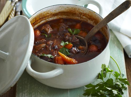 Easy peasy beef stew