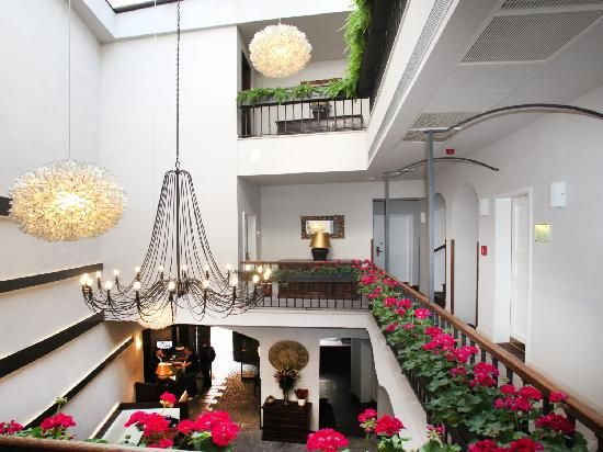 Prague, Czech Republic l Hotel Residence Agnes