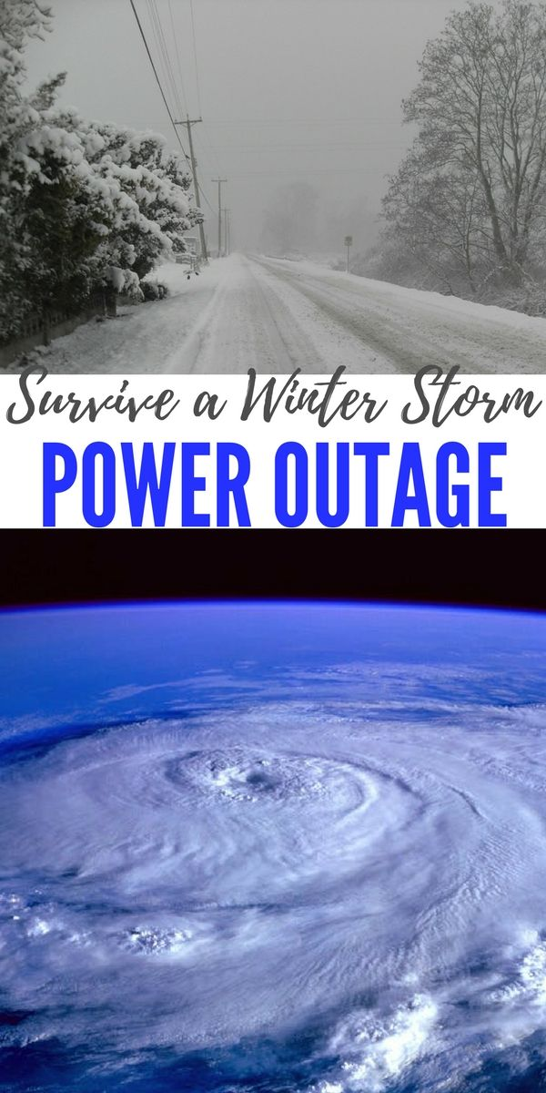 Survive a Winter Storm Power Outage — Winter storms must affect more people in the nation than another disaster. They hit giant metro areas like Boston and New York City. Even with underground power lines and a fleet of powerful plows the city and surrounding areas can be paralyzed by powerful winter weather.