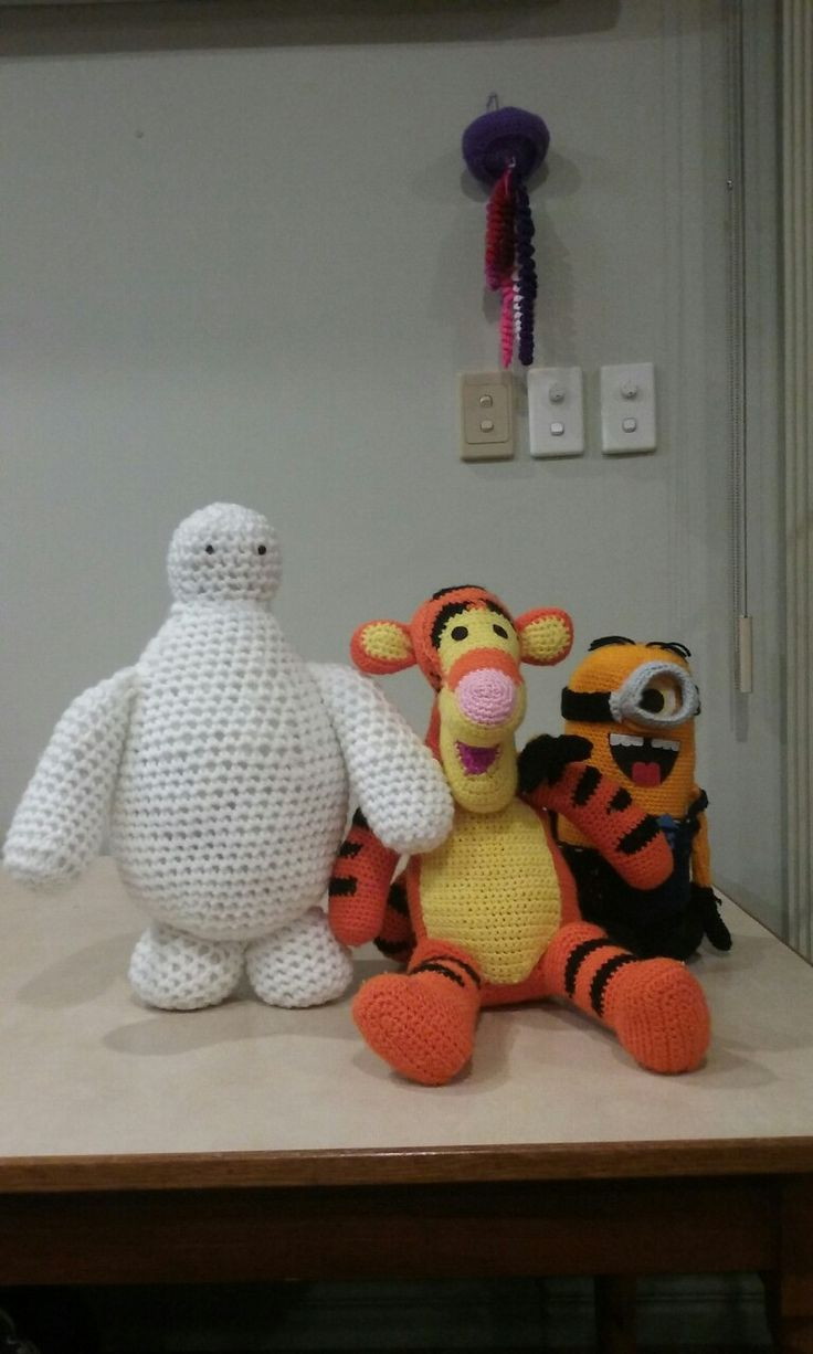 Tigger and his friends
