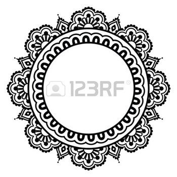 43 best images about mandala pattern for painting on pinterest circles mandalas and indian. Black Bedroom Furniture Sets. Home Design Ideas