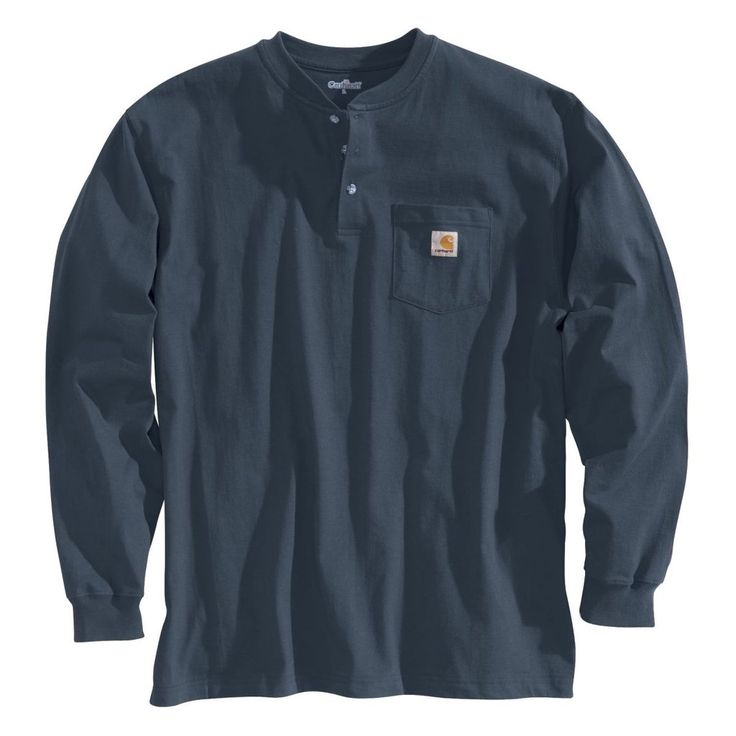 Get your long-sleeves here! Custom Carhartt work shirts offer comfort and protection from the elements. $29.49