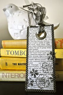 Lizalou Loves: Oh for the love of bookmarks!