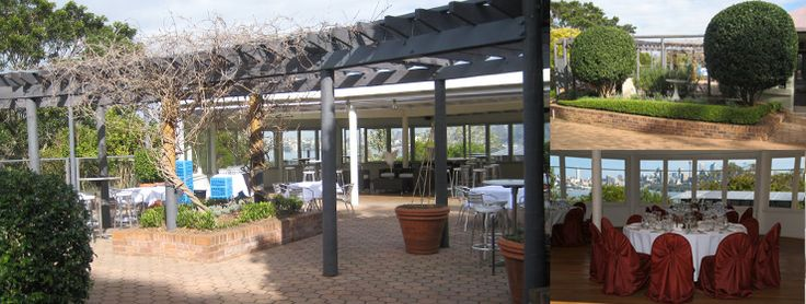 Taronga Zoo Harbour View Garden Court