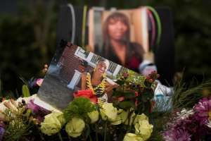 """Charleena Lyles shot 7 times by Seattle Washington's Police Officers (IN FRONT OF HER CHILDREN!)  She called SPD to HER HOUSE due to a BURGLARYand!      Where are the use of F*CKING TASERS OFFICERS?  **BTW: SHE WAS 4 MONTHS PREGNANT WITH A MALE CHILD FETUS!**    Bob Marley stated in a song… """"Kill them before they grow."""""""