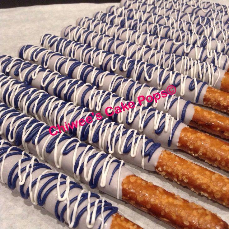 Dallas Cowboys pretzels
