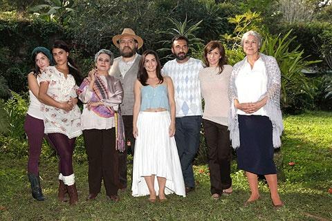 Ana de la Reguera debuta como productora de cine con 'Las Aparicio'