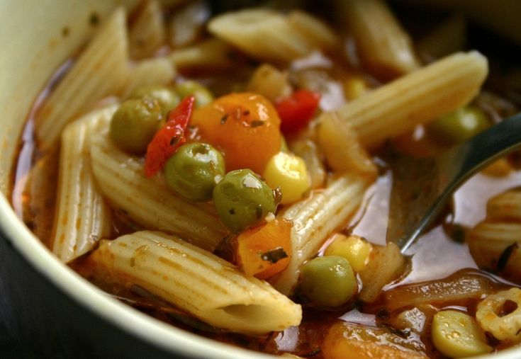 #Pasta : 21 Iron Rich Foods For Vegetarians and Vegans | TOAT
