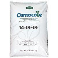 Scotts Osmocote 14-14-14 Slow Release Fertilizer, 3-4 month