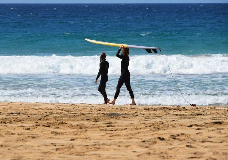 Fuerteventura è un paradiso per i surfisti, e anche per chi non fa surf!
