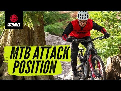 The Mountain Bike Attack Position Explained Mtb Skills Youtube Mtb Best Mountain Bikes Canyon Bike