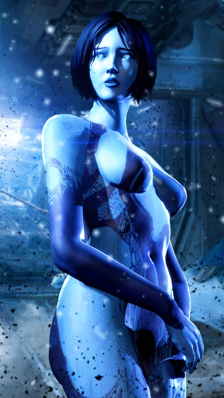 Cortana halo cosplay sexy