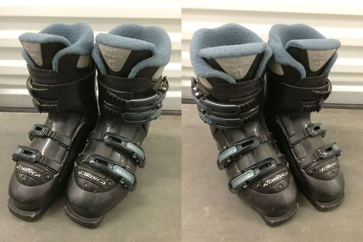 FOR SALE:  NORDICA EXOPOWER TREND CX Ladies Women's SKI BOOTS with Ski/Walk Switch *SKIING #Nordica  Auction: http://www.ebay.com/itm/282275693245 or MAKE OFFER: http://www.ebay.com/itm/282275689496