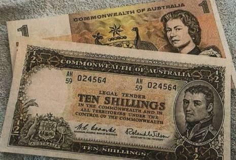 """Currency Change - Pounds to Dollars On this day ………… 14th February 1966 There was a lot of love in Australia on this day. It wasn't only Valentine's Day, but the day that the currency changed from pounds, shillings and pence to dollars and cents. The campaign to educate everyone was very successful and centre-stage was the """"Dollar Bill"""" cartoon character, […]"""
