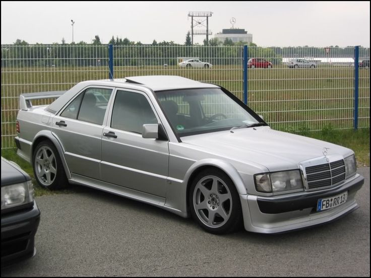 Mercedes Benz 190 E 2.5 16V Evolution II