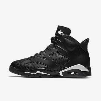Zapatos negros vintage Nike para hombre tiABH