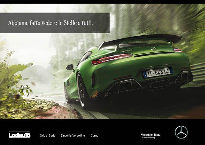#MercedesBenz al il primo posto tra i costruttori premium in Italia e nel mondo. Ricerca, sviluppo, efficienza, performance e design, costituiscono la formula del successo.