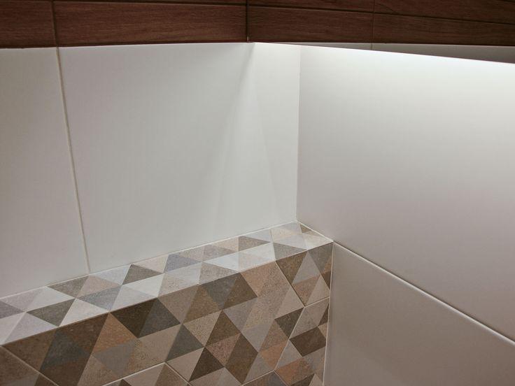 #viverto #InspiracjeViverto #łazienka #bathroom #beautiful #perfect #pomysł #design #idea #nice #cool #inspiration #nowoczesność #nowocześnie #płytki #tiles #wow #moda #trend  #wc #bidet #kolory #kolorowo