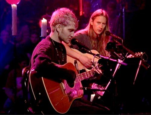 Alice in Chains❤️MTV Unplugged, 1996