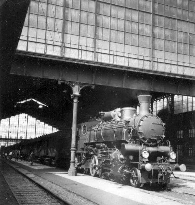 1936, Nyugati pályaudvar