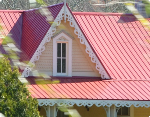 Image detail for exterior house trim victorian for Roof peak decorations