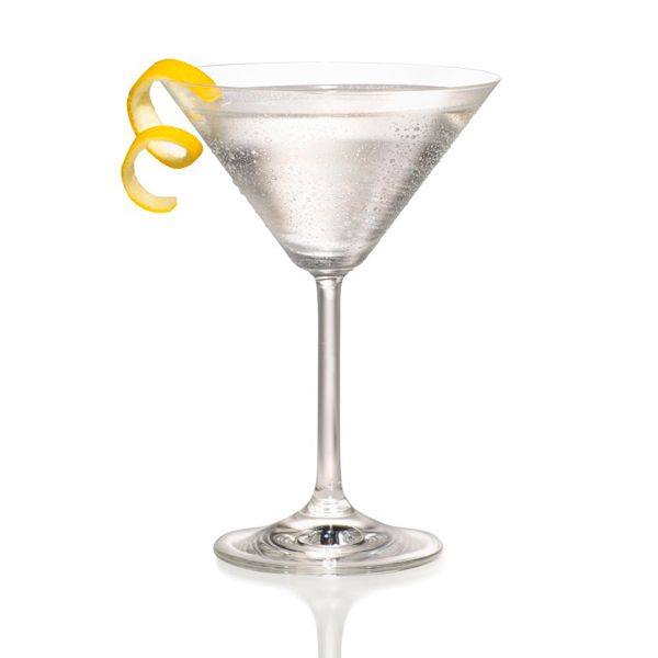 The Dry Martini is a classic cocktail that, like a tailored suit, is timeless. #cocktails