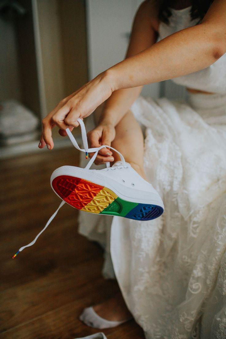 Ein perfekter Stolz für Ihre lesbischen Hochzeits…