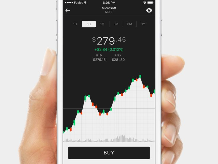 Matador Stocks and Investment App