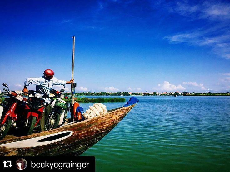 #Repost @beckycgrainger with @repostapp Follow back for travel inspiration and tag your post with #talestreet to get featured. Join our community of travelers and share your travel experiences with fellow travelers attalestreet.com Did a Vespa tour of the beautiful countryside surrounding Hoi An today. Started off crossing the river on a local ferry and this old character caught my eye. #travel #traveling #instatravel #instagood #instalike #instalove #adventure #explore #wanderlust #vsco…