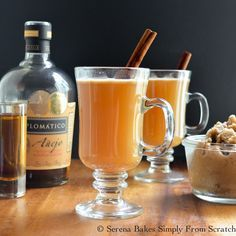 To make Buttered Rum Batter: Cream together butter, cinnamon, nutmeg, allspice, sea salt and vanilla until well combined.