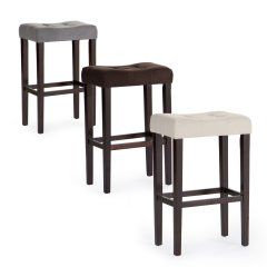 Saddle Stool   Grey lends casual comfort and contemporary sophistication to  your tall standing table  At 32 inches tall  this saddle 43 best Bar Stool Shopping images on Pinterest   Counter stools  . 32 Inch Tall Dining Table. Home Design Ideas