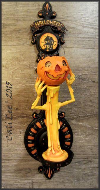 'The Pumpkin Mask'