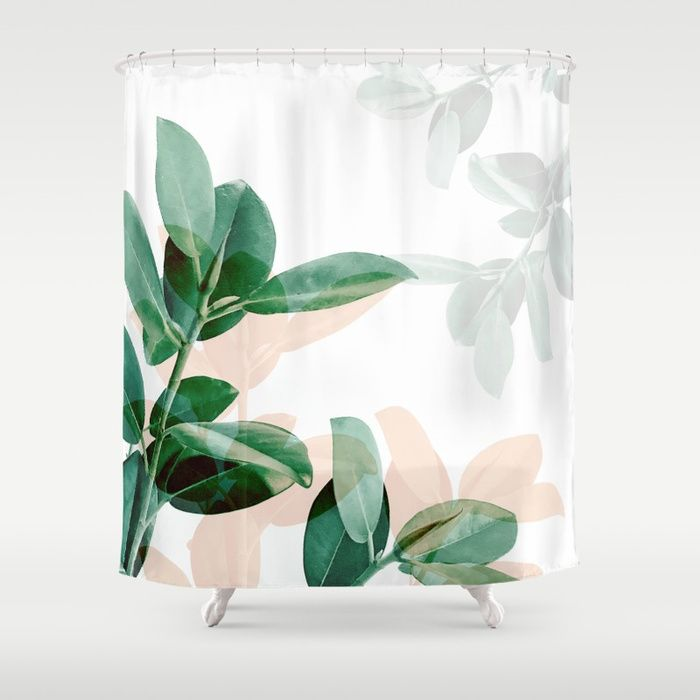 Natural obsession - Fall Shower Curtain
