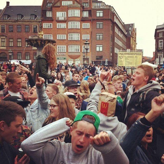 Distortion Copenhagen