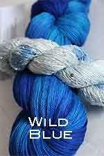 Lazy Days of Summer Kit featuring Artyarns Merino Cloud & Beaded Silk & Sequins light!